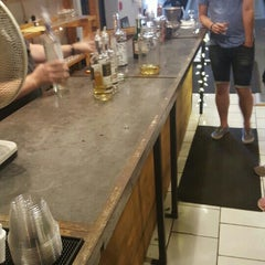 Photo taken at GrandTen Distilling by Ralph on 8/22/2015