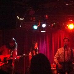 Photo taken at Velvet Lounge by Scott on 11/18/2012