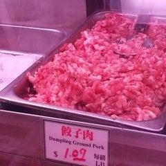 Photo taken at Bayard Meat Market by Eliza on 1/24/2013