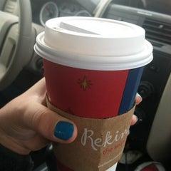 Photo taken at Starbucks by Jenna on 11/19/2012