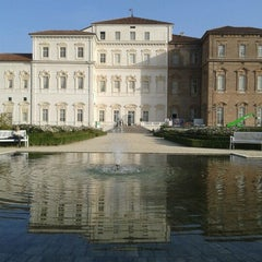 Photo taken at Reggia di Venaria Reale by Emanuele L. on 10/20/2012