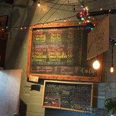 Photo taken at Barrier Brewing Co. by Kevin on 10/17/2015