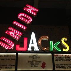 Photo taken at Union Jacks by Till on 11/3/2012