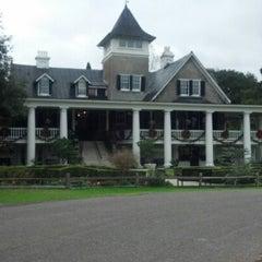 Photo taken at Magnolia Plantation & Gardens by Rachel W. on 12/17/2012