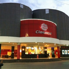 Photo taken at Cinemex by Axel S. on 1/23/2013