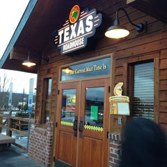 Photo taken at Texas Roadhouse by Antonio C. on 12/18/2012