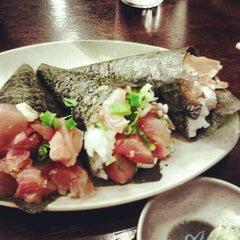 Photo taken at Sushi da Moka by Fabio D. on 10/14/2012