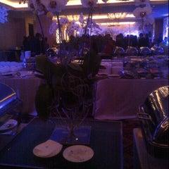 Photo taken at Grand Ballroom - Hotel Mulia Senayan, Jakarta by Sugeng L. on 12/2/2012