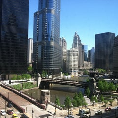 Photo taken at Renaissance Chicago Downtown Hotel by Britany on 5/24/2013