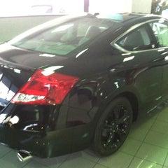Photo taken at Honda World Downey by iDAN® (. on 9/15/2012