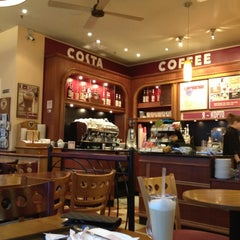 Photo taken at Costa Coffee by Оксана on 11/1/2012