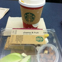 Photo taken at Starbucks by Chelsea G. on 11/27/2012