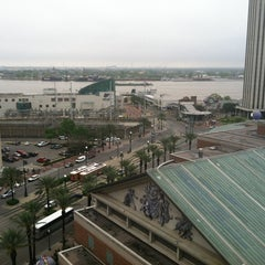 Photo taken at DoubleTree by Hilton Hotel New Orleans by Ranae on 4/3/2013