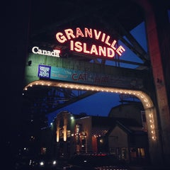 Photo taken at Granville Island by Michelle S. on 2/24/2013