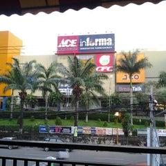Photo taken at Palembang Indah Mall by Badie S. on 7/21/2013