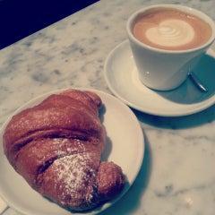 Photo taken at Zibetto Espresso Bar by Jackie H. on 5/17/2013