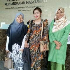 Photo taken at Kementerian Pembangunan Wanita, Keluarga dan Masyarakat (KPWKM) by Hidayah A. on 6/30/2015