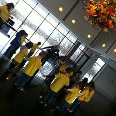 Photo taken at Wichita Art Museum by Kristen on 1/3/2013