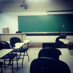 Photo taken at FMU - Campus Santo Amaro by Raissa V. on 10/16/2012