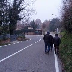 Photo taken at Hostaria del Castello by Sasa on 1/2/2013