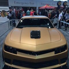 Photo taken at Chicago Auto Show by Deniz B. on 2/22/2015