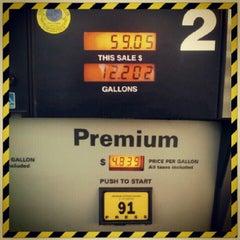 Photo taken at 76 Gas Station by Abraham U. on 10/6/2012