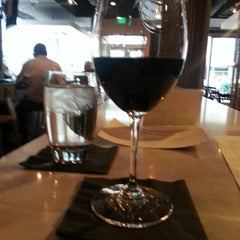 Photo taken at Row 14 Bistro & Wine Bar by Bobby F. on 9/25/2012