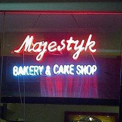 Photo taken at Majestyk by dindindince on 10/16/2012