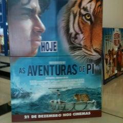 Photo taken at Cinépolis by LG on 12/25/2012