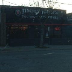 Photo taken at Jimmy John's by James on 12/5/2012