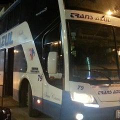 Photo taken at Terminal de Buses Oruro by Ruben M. on 2/14/2014