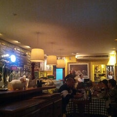 Photo taken at Pecorino Bar & Trattoria by Tatiana A. on 10/12/2012