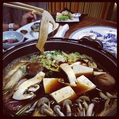 Photo taken at 美ヶ原高原ホテル 山本小屋 by Kenji N. on 10/12/2012