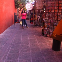 Photo taken at Antiguo Callejon del Ciego by Davinia on 10/5/2012