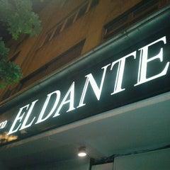 Photo taken at El Dante by Lorena R. on 11/3/2012