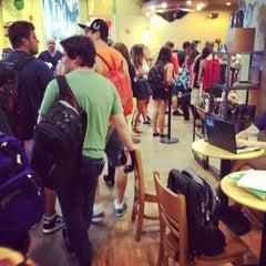 Photo taken at Starbucks by Jac C. on 10/3/2012