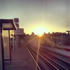 Photo taken at CTA - Sheridan by Keilon L. on 10/6/2012
