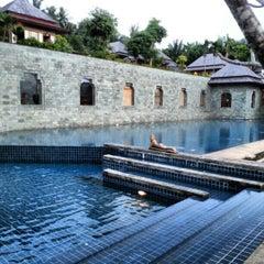 Photo taken at Nakamanda Resort And Spa Krabi by Павел Т. on 2/14/2013