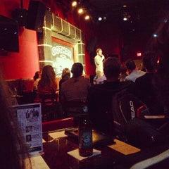 Photo taken at Gotham Comedy Club by Fredrik S. on 5/8/2013