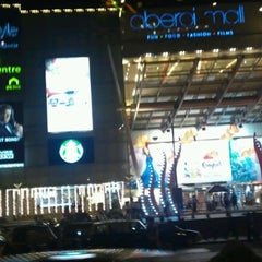Photo taken at Oberoi Mall by Mohan N. on 10/31/2012