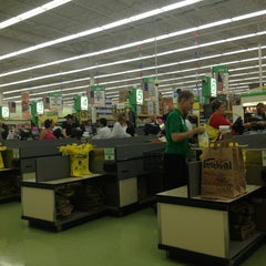 Photo taken at Festival Foods by Melissa on 6/23/2013