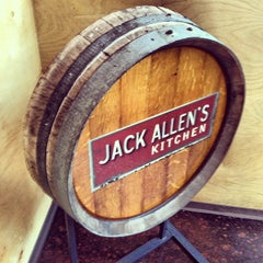 Photo taken at Jack Allen's Kitchen by Joanna L. on 4/17/2013