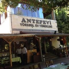 Photo taken at Kırkayak Antep Evi by Mehmet Ali on 9/19/2012