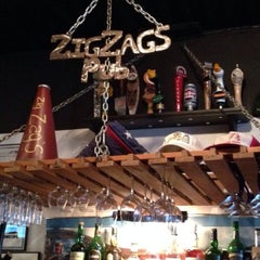 Photo taken at Zig Zag's by Chuck C. on 7/25/2014