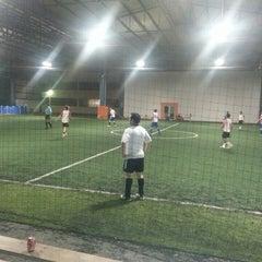 Photo taken at Liga Euro Monterrey by Memo M. on 7/23/2013