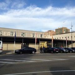 Photo taken at Feria de Valladolid by Jana V. on 11/21/2012