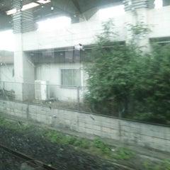 Photo taken at 石橋駅 (Ishibashi Sta.) by 奈桜 on 6/22/2013