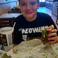 Photo taken at Subway by Tammy B. on 9/22/2014