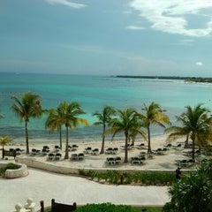 Photo taken at Barceló Maya Colonial by Olii S. on 9/18/2012