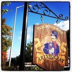 Photo taken at Aristocrat Pub & Restaurant by Eileen on 10/10/2012